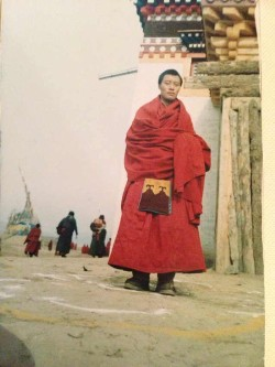 Lobsang Namgyal, 37