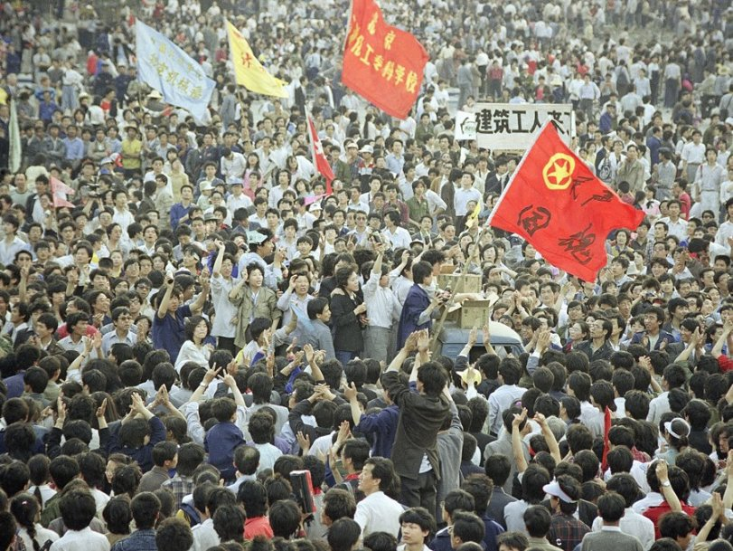 hu-had-widely-been-seen-as-reformer-and-was-supported-by-students-who-wanted-the-chinese-government-to-continue-his-pro-market-and-pro-democracy-policies