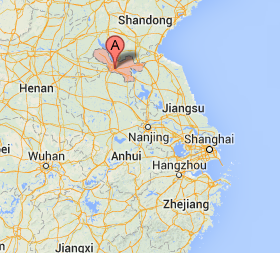 Xuzhou   Google Maps